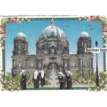 Berlin - Dom - Tausendschön - Postkarte