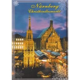 Nürnberg - Christkindlesmarkt - Ansichtskarte
