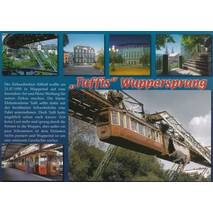 Wuppertal - Tuffi's Jump - Chronicle - Viewcard