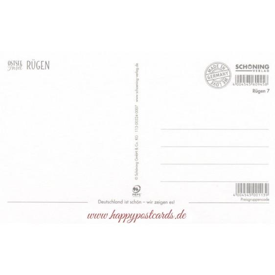 Rügen - HotSpot-Card