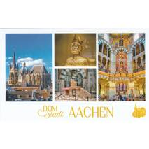 Aachen cathedral - HotSpot-Card