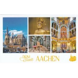 Aachen Dom - HotSpot-Card