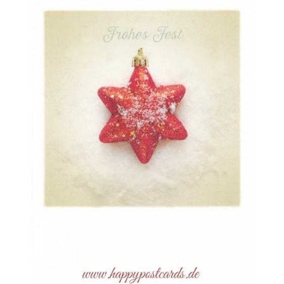 Snow-Star - PolaCard