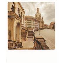 Dresden - Neumarkt and Frauenkirche - Pickmotion Postcard