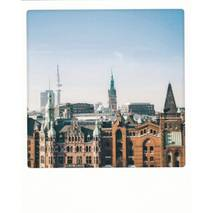 Hamburger Spitzen - Speicherstadt - Pickmotion Postcard