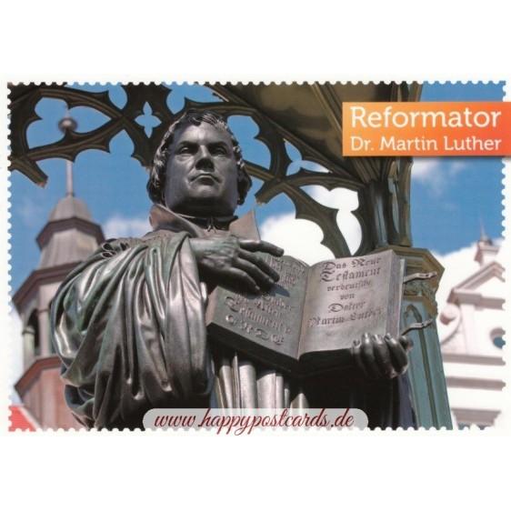 Martin Luther - Wittenberg - Ansichtskarte