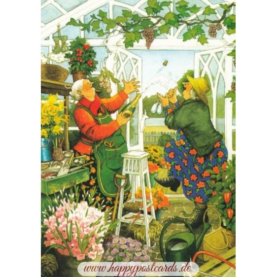 42 - Frauen im Garten