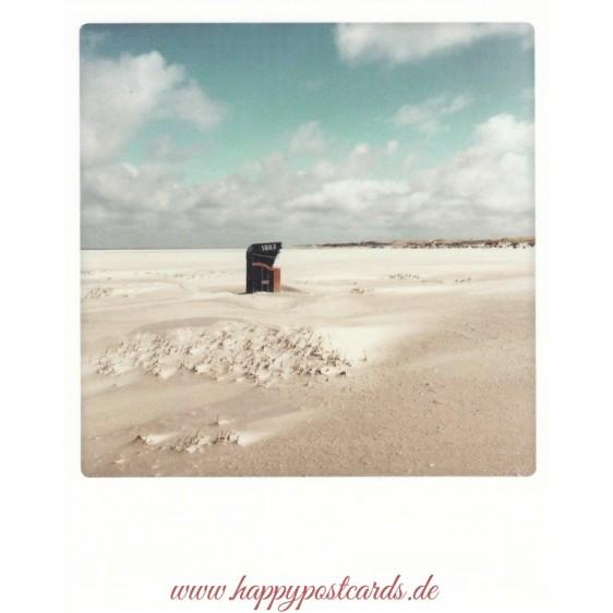 Idyllische Einsamkeit - PolaCard