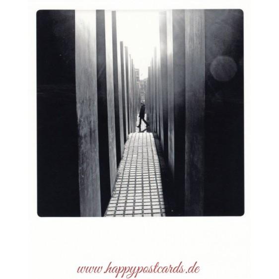 Berlin - Holocaust Memorial - PolaCard