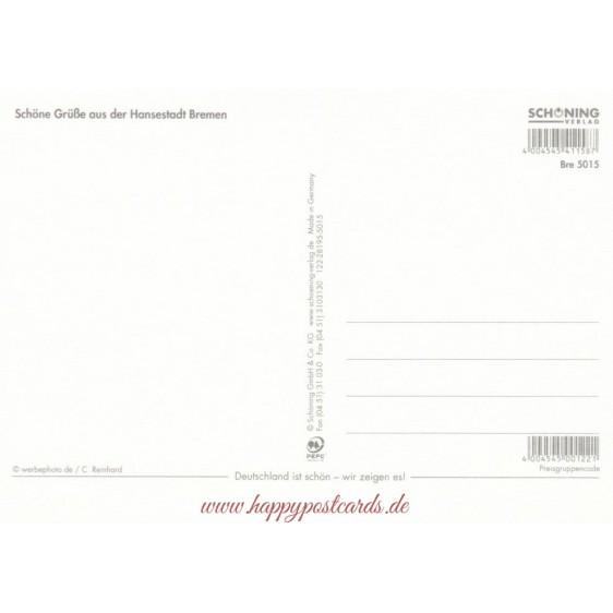 Kiss Bremen - Viewcard