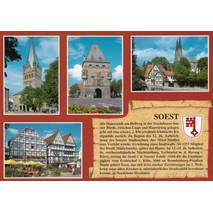 Soest - Chronicle - Viewcard