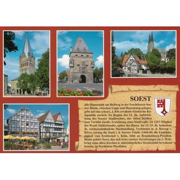 Soest - Chronik - Ansichtskarte
