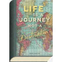 Life is a journey not a destination - BookCARD