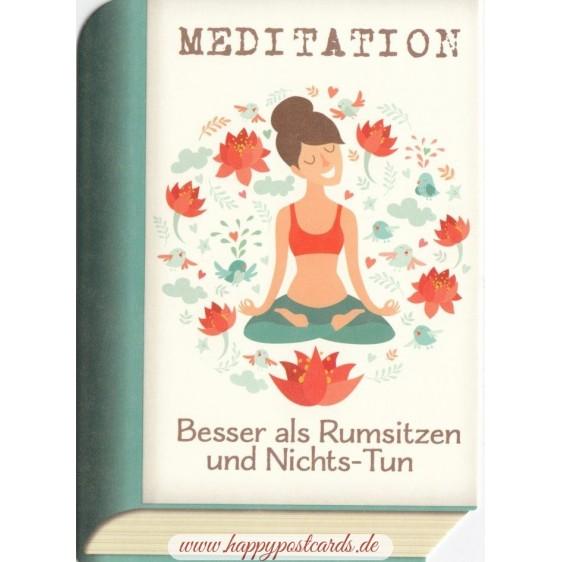Meditation - BookCARD