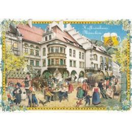 München - Hofbräuhaus Tausendschön - Postcard
