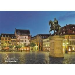Landau - Pfalz - Ansichtskarte