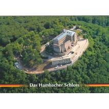 Neustadt - Castle of Hambach - Viewcard