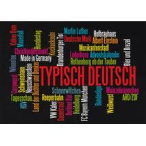 Typisch Deutsch - Viewcard
