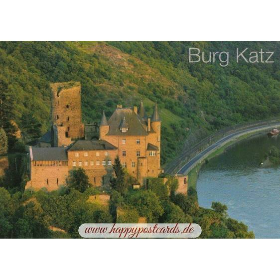 Castle Katz 2 - Viewcard