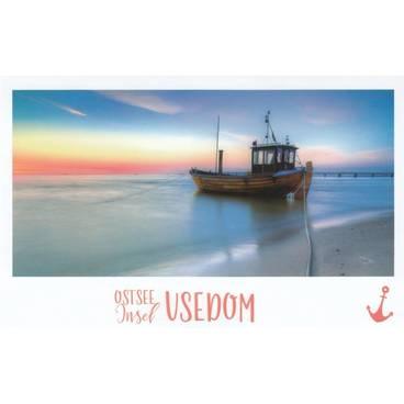 Usedom - Schiff - HotSpot-Card