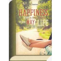 Happiness - Way of life - BookCARD