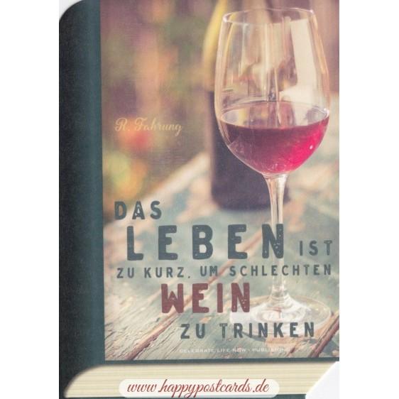 Wein - BookCARD