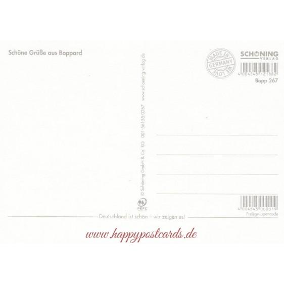 Boppard / Rhine - Chronicle - Viewcard