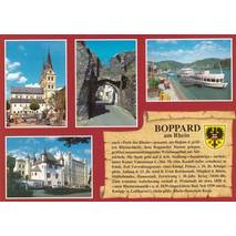 Boppard / Rhine - Chronicle - Viewcard