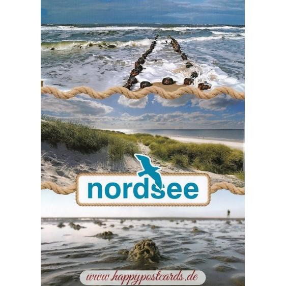 Wadden Sea - Viewcard