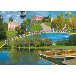 Dessau-Wörlitz Garden Realm - Viewcard
