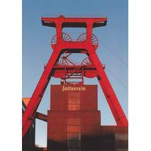 Essen - Zeche Zollverein - Viewcard
