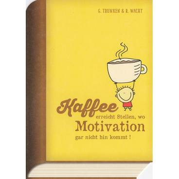 Kaffee-Motivation - BookCARD