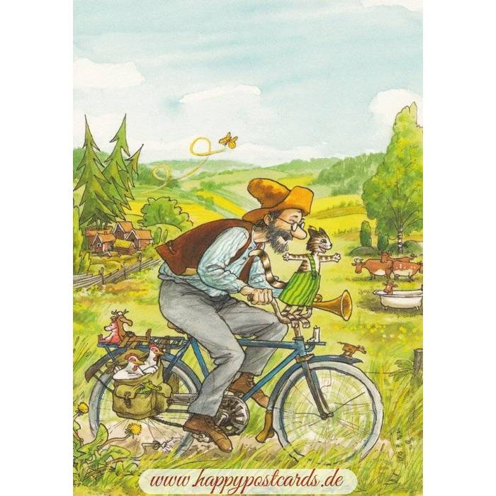 Pettersson On Bike