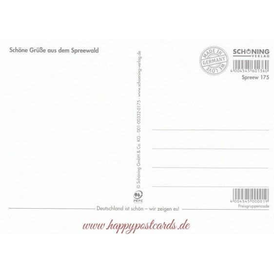 Spreewaldgurke - Chronicle - Viewcard