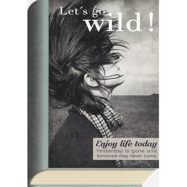 Wild Life - BookCARD