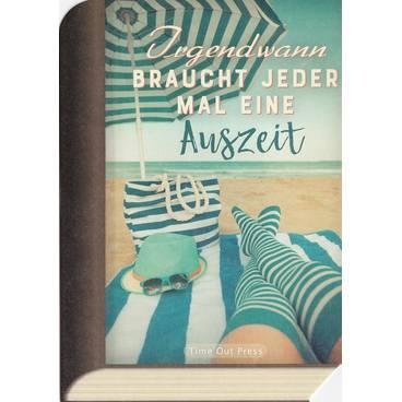 Auszeit - BookCARD