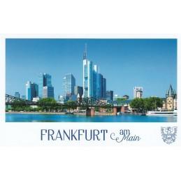 Frankfurt - Skyline - HotSpot-Card