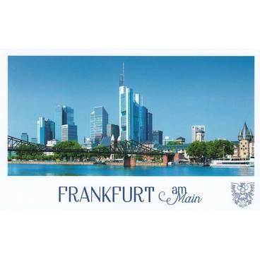 Frankfurt Skyline- HotSpot-Card