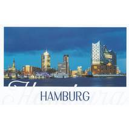 Hamburg - Elbphilarmonie - HotSpot-Card