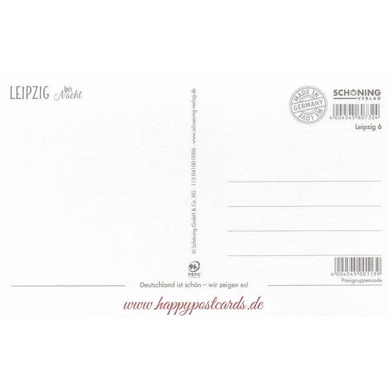 Leipzig Night - HotSpot-Card