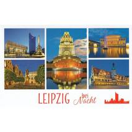 Leipzig Night - HotSpot-Card