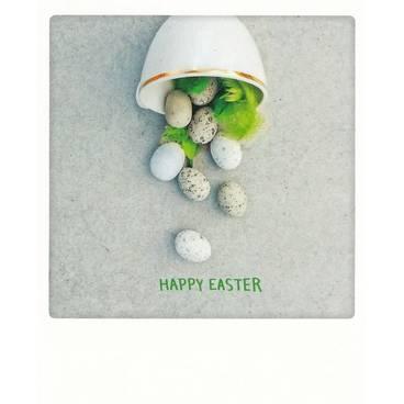 Happy Easter - PolaCard