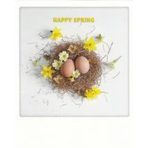 Happy Spring - PolaCard