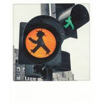 Traffic light - Pickmotion postcard