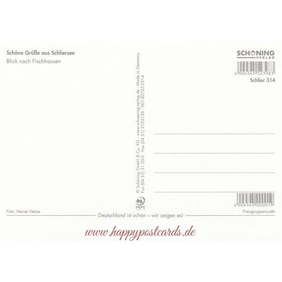 Schliersee - Viewcard