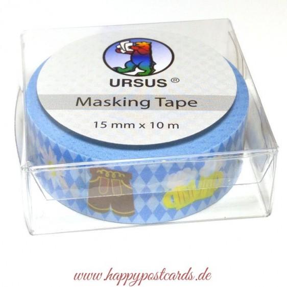Washi Tape - Bayern Hüttenzauber - Masking Tape