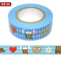 Bavaria Hüttenzauber Washi Tape - Masking Tape