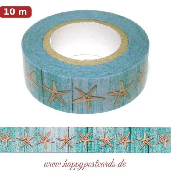 Washi Tape - Sea star - Masking Tape
