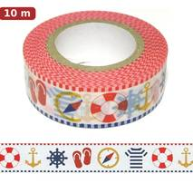 Maritime - Washi Tape - Masking Tape