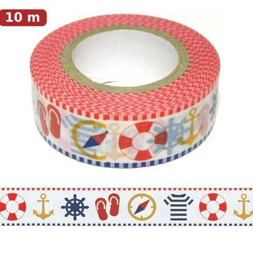 Maritim - Washi Tape - Masking Tape
